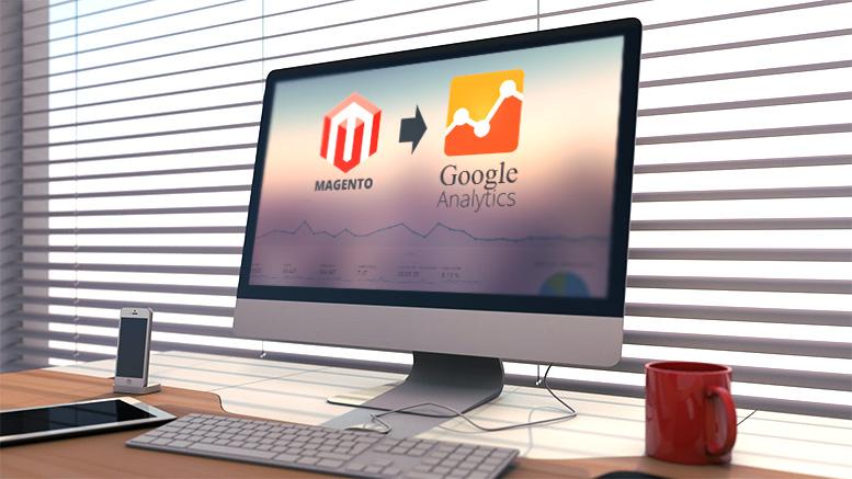 Magento mit Google Analytics verbinden.