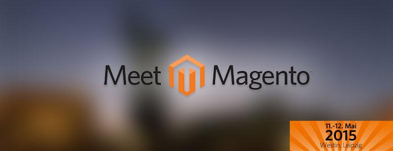 Meet Magento 2015 in Leipzig