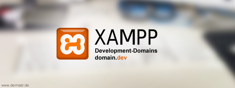 Domain.dev - Development Domains mit Xampp