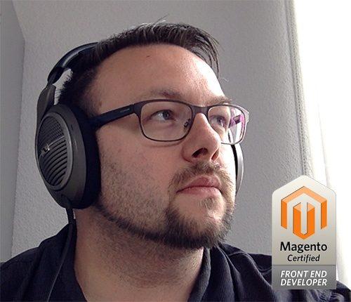 Mathias Elle - Magento zertifizierter Frontend Entwickler