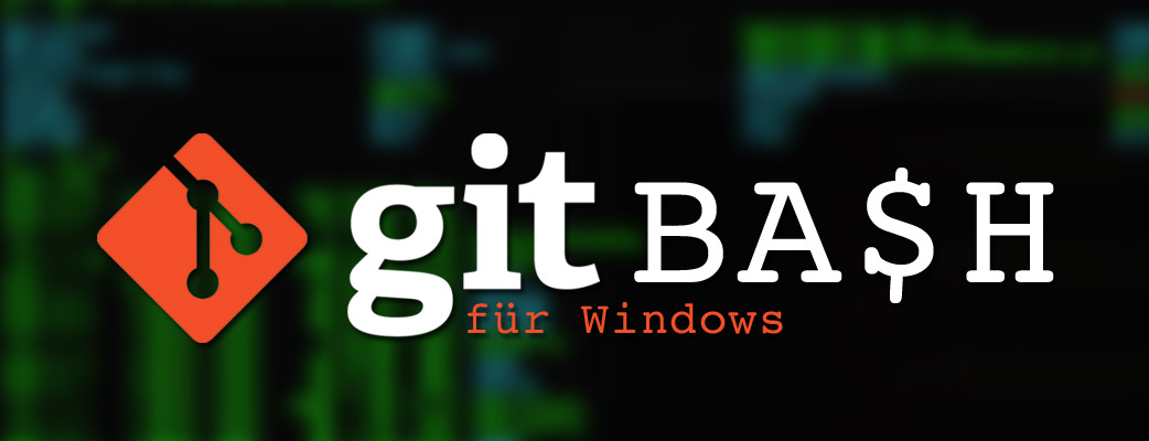 Git Bash in Windows