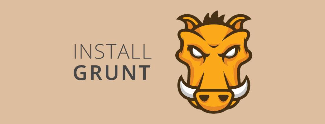 Grunt-Installation Teaser