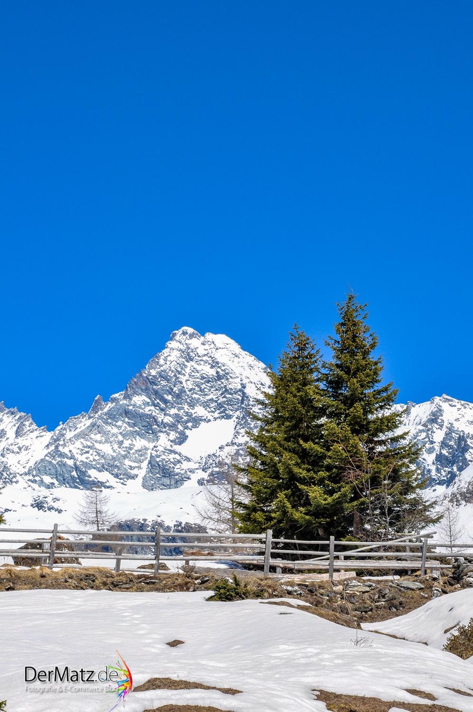 Großglockner in Österreich, Osttirol