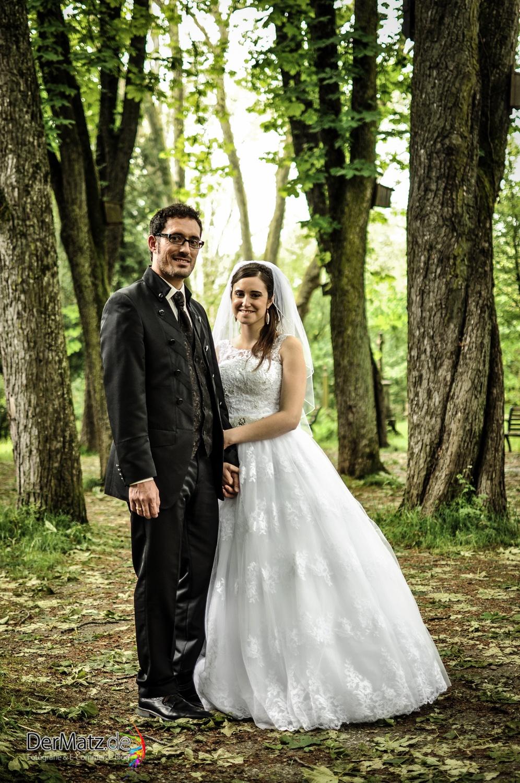 Hochzeit - Ehepaar