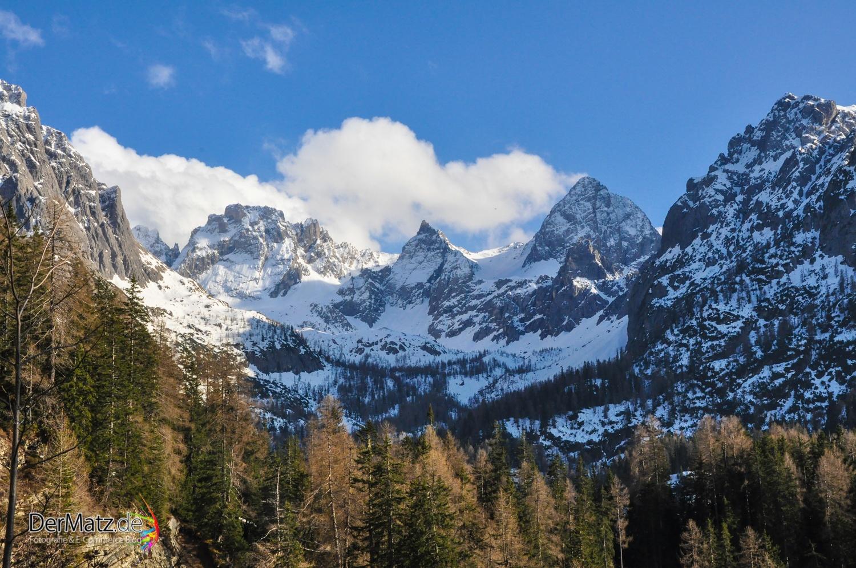 Lienzer Dolomieten, Österreich
