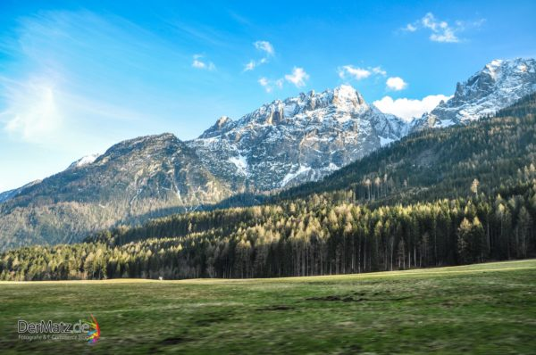 Österreich – Alpen 2016