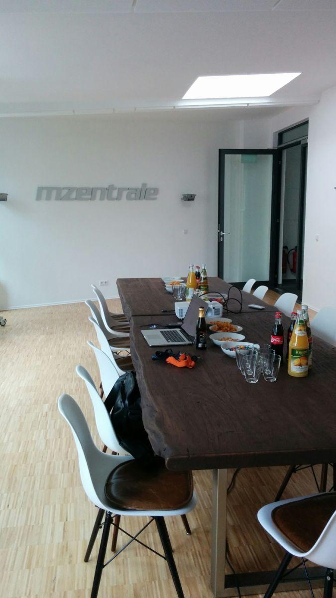 Magento Stammtisch Stuttgart bei der mzentrale