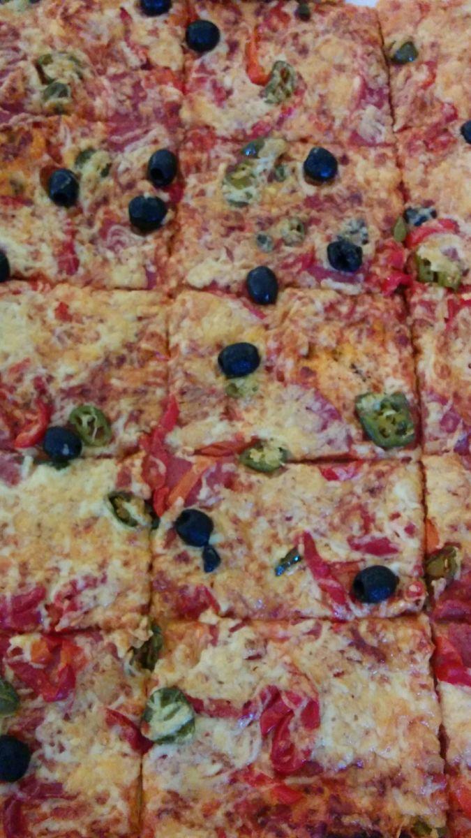 Pizza zum Magento Stammtisch Stuttgart