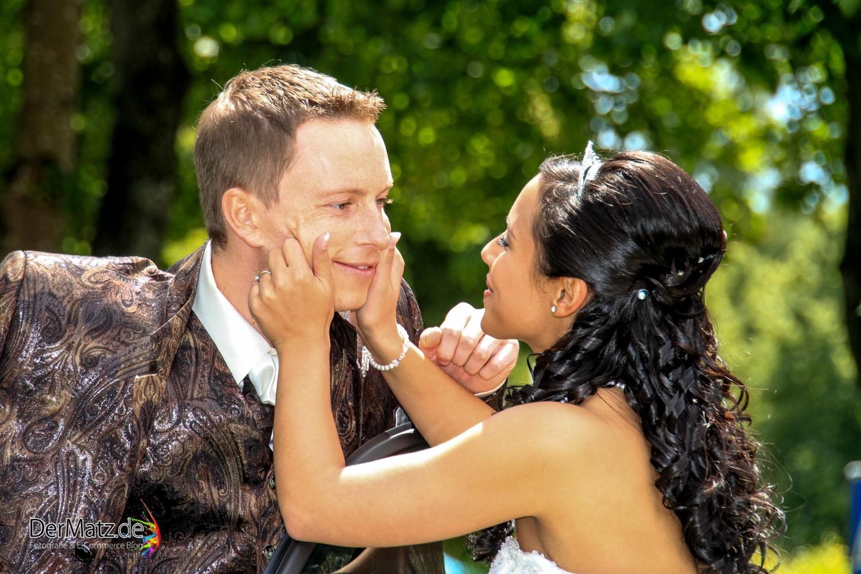 Ehepaar - Frisch verheiratet