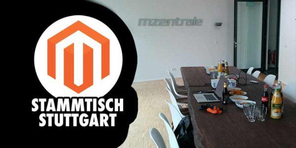 Titelbild - Magento Stammtisch Stuttgart