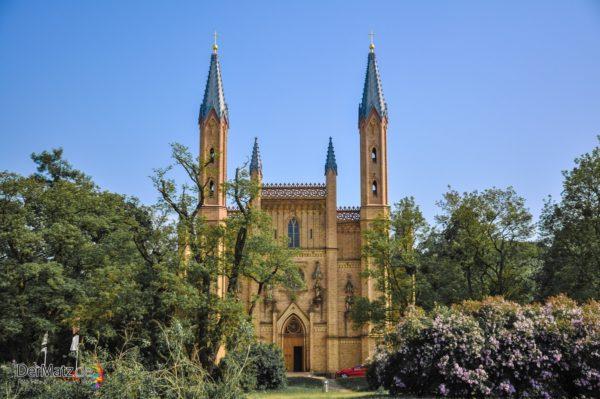 Schlosskirche Neustreliz