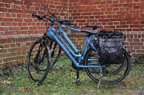 Fahrradtour durch die Mecklenburger Seenlandschaft
