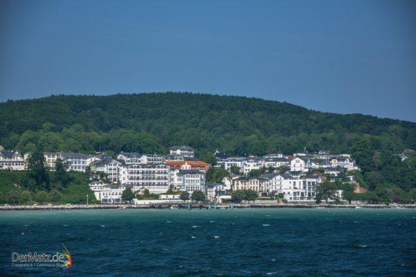 Seebad-Hotels in Saßnitz