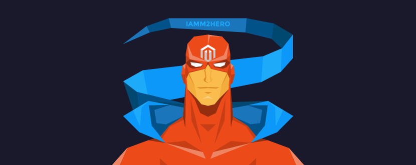 Magento Wallpaper von Atwix - I am M2 Hero