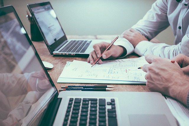 Website- Budget-Planung