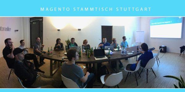 4. Magento Stammtisch Stuttgart - Rückblick