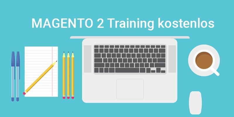 Magento 2 Training kostenlos!