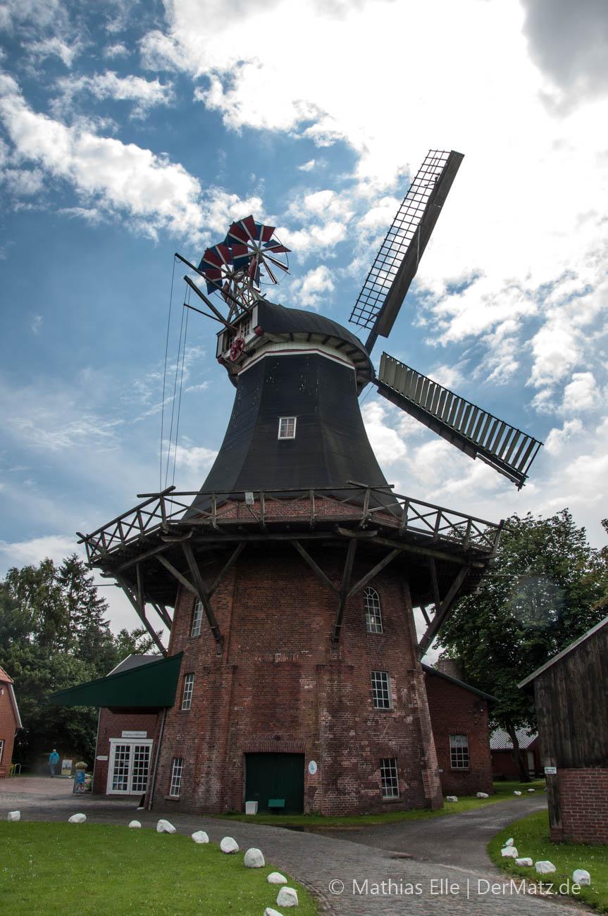 Windmühle in Niedersachsen