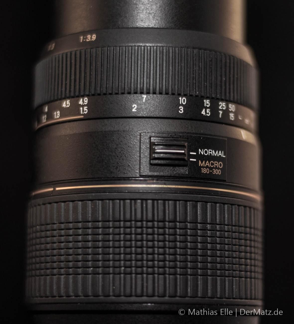 Tamron 70-300mm Objektiv