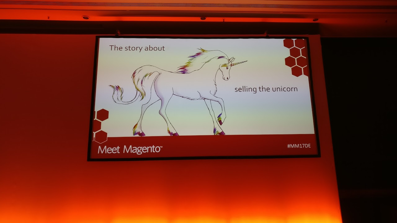 Meet Magento - The Story about Selling the Unicorn