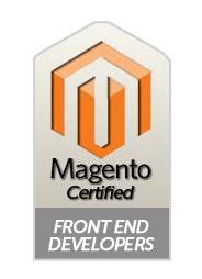 Magento Frontend Zertifikat