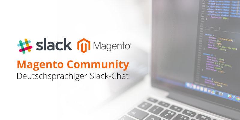 Magento Community Slack Gruppe